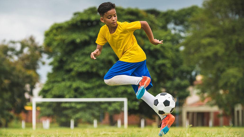 การเล่นกีฬาช่วยทำให้ร่างกายแข็งแรง